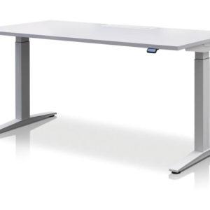 Herman Miller Ratio – elektrisch höhenverstellbarer Schreibtisch 160x80 cm