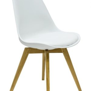 Tenzo Bess Stuhl Retrodesign Sitzschale und Gestell wählbar