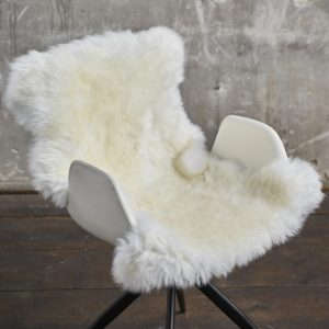 KAWOLA Fell CALEBRE 95cm Farbe Ivory