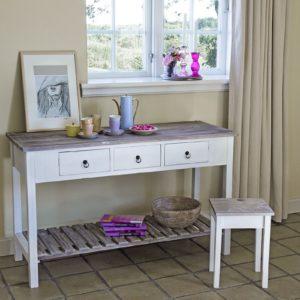 Konsole - Shabby Chic Möbel Butterfly im Landhausstil von Canett