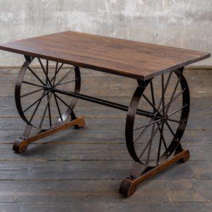 KAWOLA Essgruppe Tisch REFINA mit Bank REFINA und 2x Stuhl KINE
