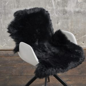 KAWOLA Fell CALEBRE 95cm Farbe Black