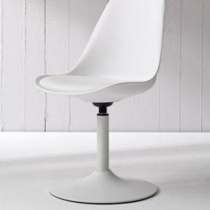 Tenzo Stuhl TEQUILA weiß/weiß 2er Set