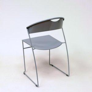 1x Konferenzstuhl Stuhl Stapelstuhl Juliette