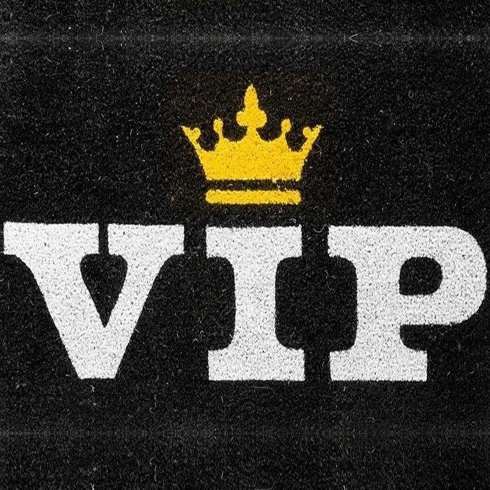 Fußmatte VIP Kokosfaser